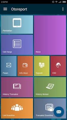 Aplikasi Android Pulsa Murah